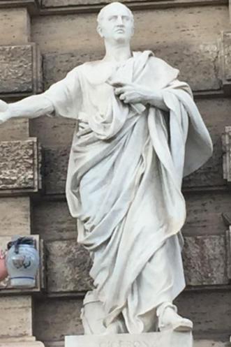 Viele Wege führen nach Rom – Unser Moschtkrug ist in Italiens Hauptstadt gelandet
