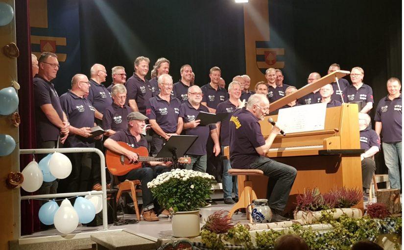Schöner Abend beim Sängerbesen in Ittlingen