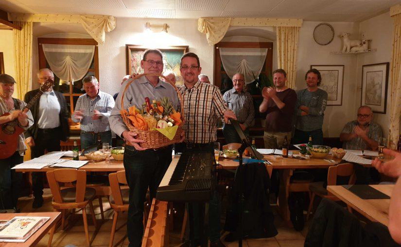 Helmut Kutzer feiert 70 Geburtstag