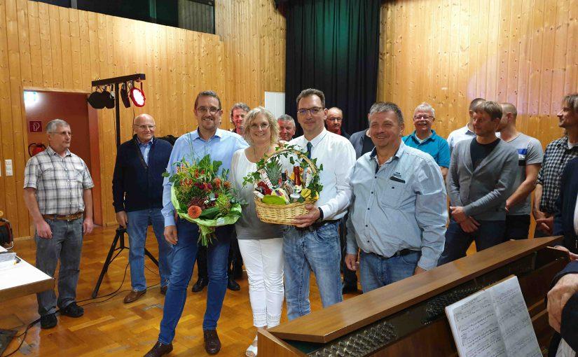 50″ Geburtstag von Sven Tanz sowie seiner Frau Gisela