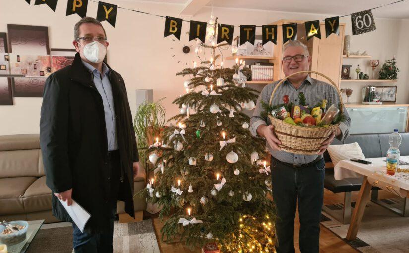 Runder Geburtstag im Hause Groß – Jürgen wird 60 Jahre jung