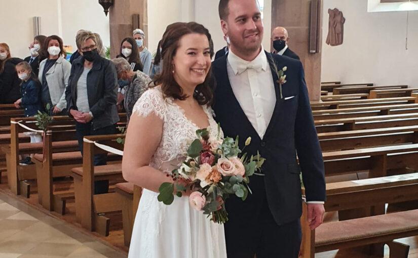 Hochzeit Ina und Felix